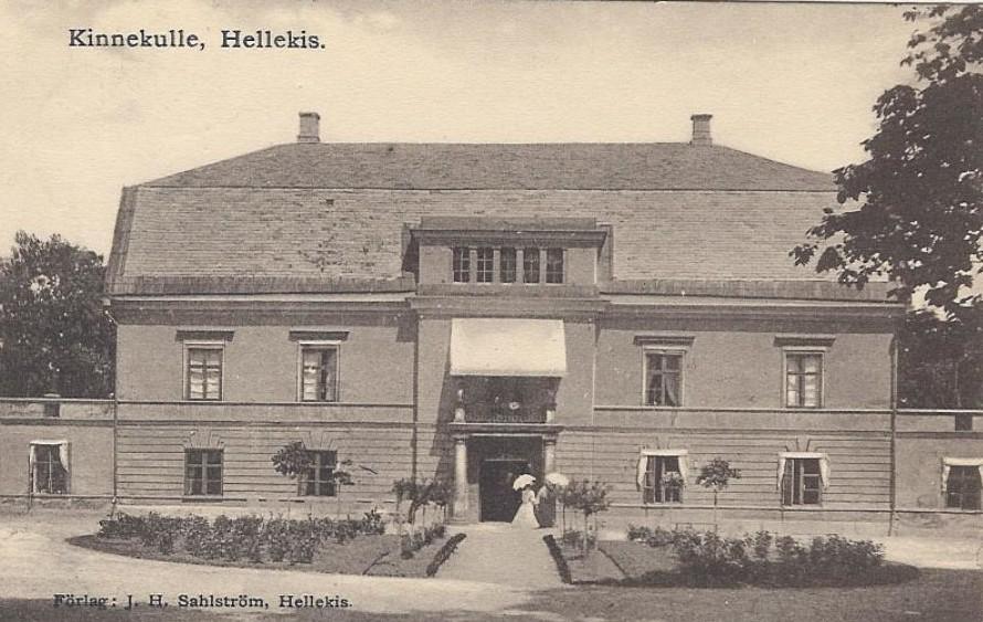 Bild 2303 Hönsäters Herrgård Hällekis